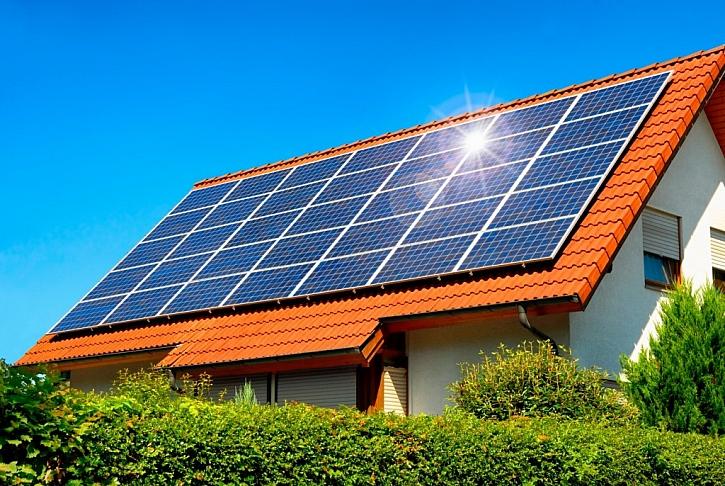 Vytápění solární energií a kogenerační jednotky