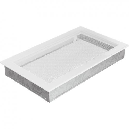 Krbová mřížka 22x37 BASIC bílá