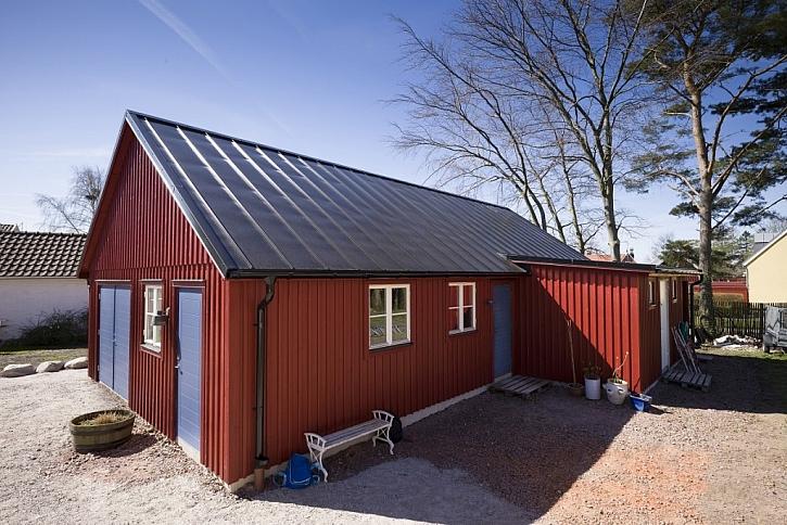 Střecha z oceli váš dům zocelí aneb kvalitní plechové střešní krytiny
