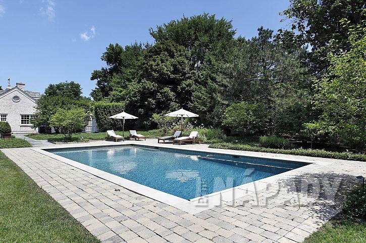 Vyzdívaný bazén