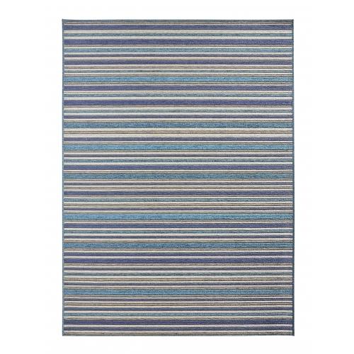Bougari - Hanse Home koberce Kusový koberec Lotus Ocean Blue 103244 - 200x290 cm Modrá