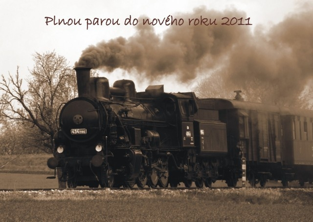 Krásné svátky a šťastný rok 2011