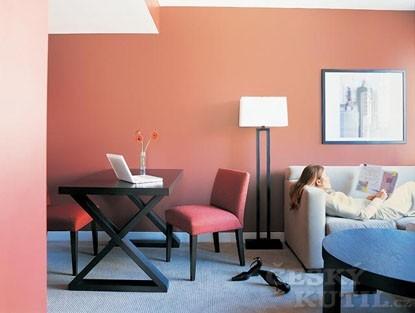 Nové interiérové barvy FINE a STONE