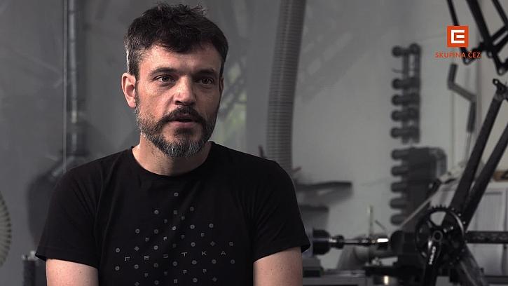 Ondřej Novotný s Michlem zakládal firmu FESTKA