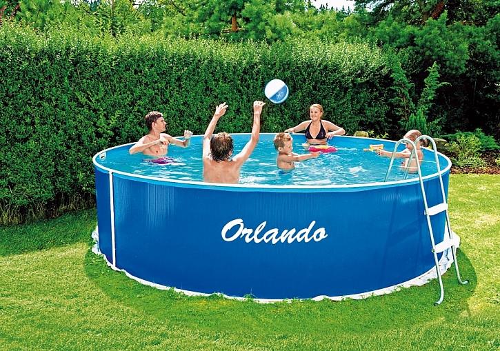 Typy a ceny nadzemních bazénů