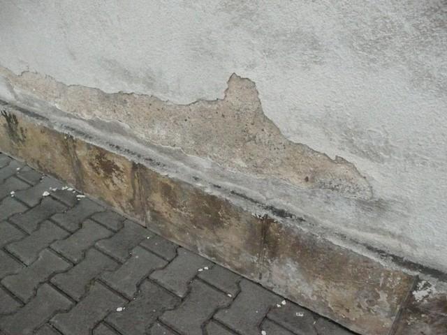 Antikutil - nedokončené opravy