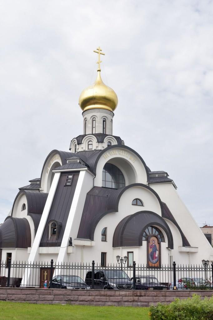 Atypický dům kdesi v Rusku