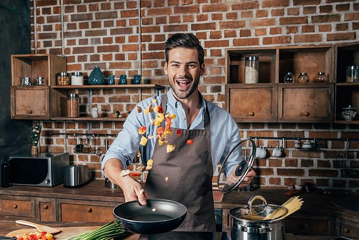 Práci v kuchyni si můžete zjednodušit (Zdroj: Depositphotos)