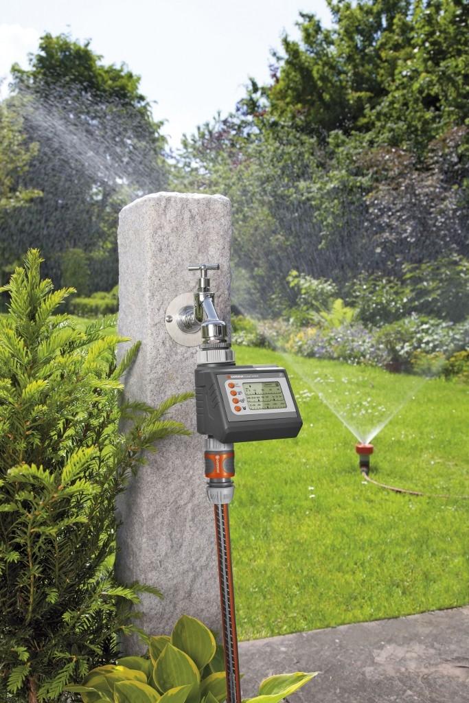 Zavlažovací systémy - zavlažujte bez námahy!