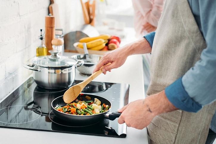 Nejúspornější vaření je na indukci