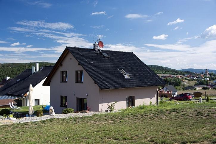 Rychlost stavby domu překvapila