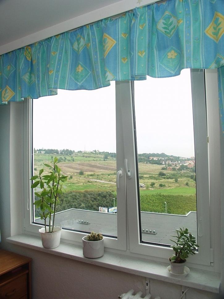 Vnitřní okenní parapety