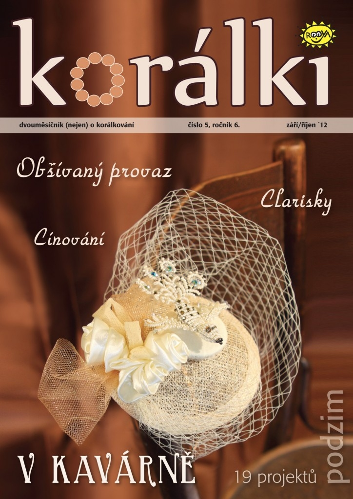 Časopis Korálki 5/2012