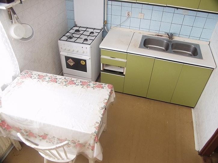 Renovace kuchyně za víkend a za babku - 1.díl