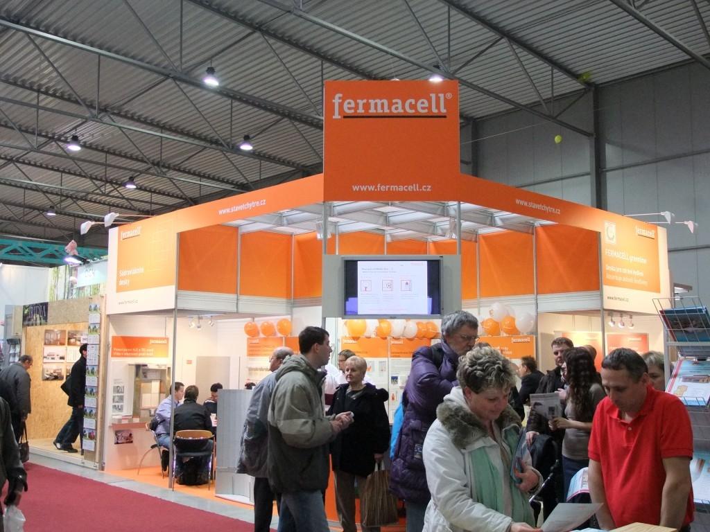 Fermacell zve na veletrh Dřevostavby 2014 a nabízí až 500 elektronických vstupenek zdarma