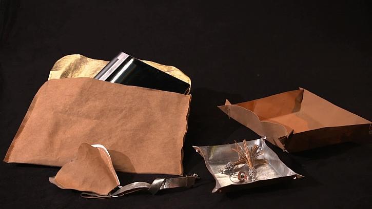 Výrobky z kůžopapíru