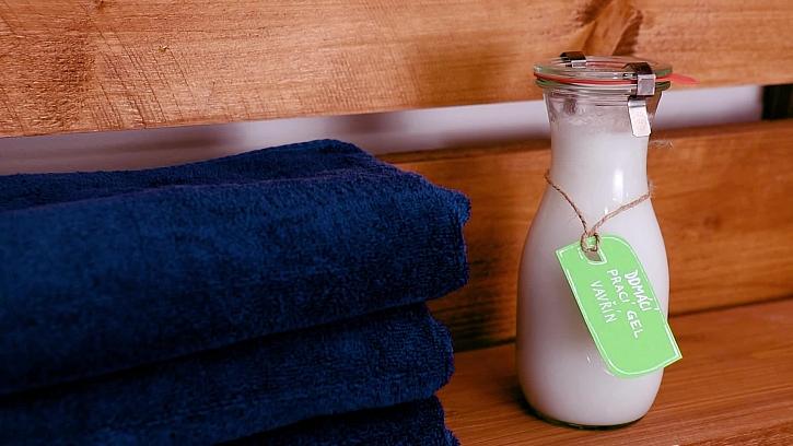 Návod na výrobu domácího pracího gelu