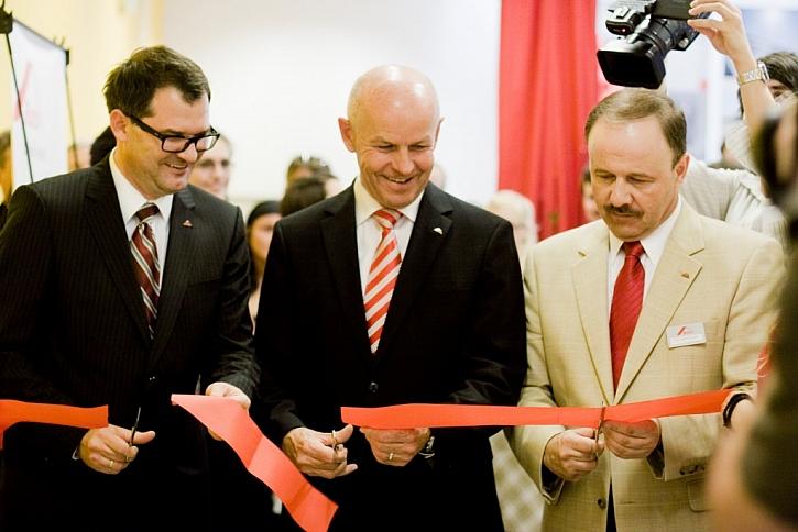 ROTO otevřelo nové školící středisko RotoKampus v Praze