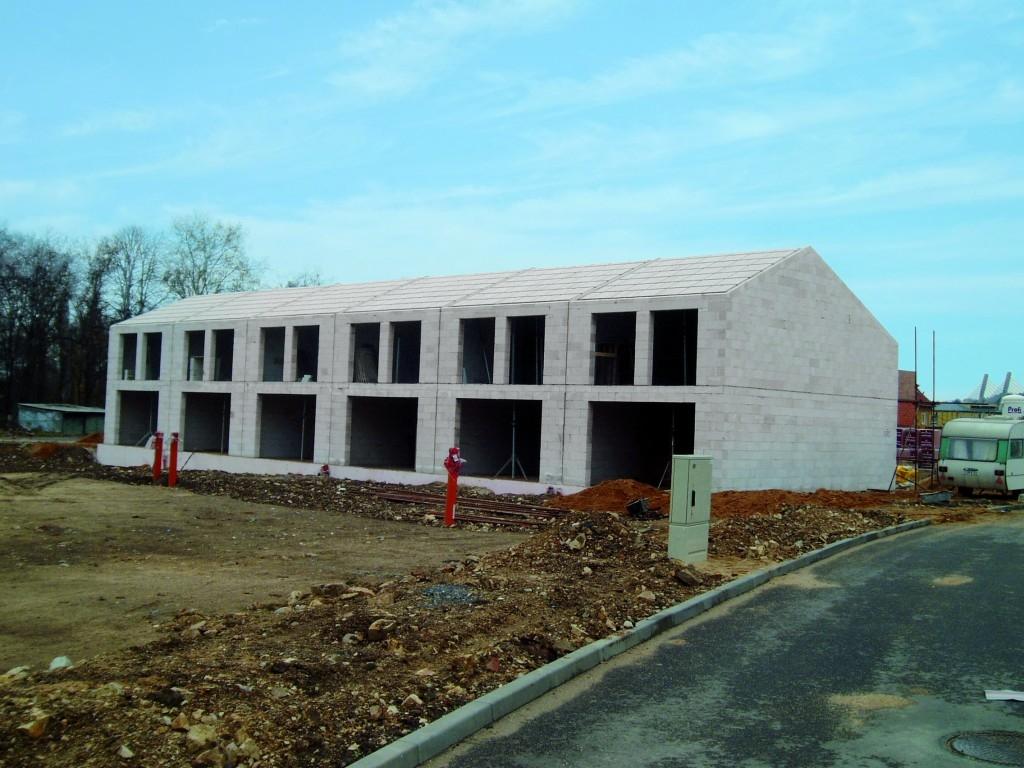 Inovativní konstrukční systém Ytong Komfort a Ekonom pro masivní střechu a strop