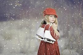 Kam na výlet: Vánoční prázdniny mohou děti využít k bruslení