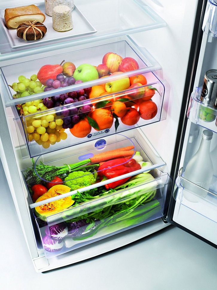Whirlpool radí: Jak skladovat a šetřit potravinami