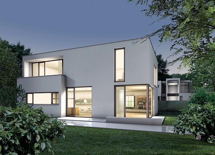 Odolnost a pevnost není určována rozdělením na A a B třídu, rozhodující je počet vnitřních příček okenního profilu a stavební hloubka.
