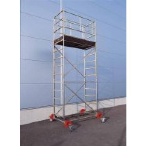 ALVE ocelové pracovní dílcové lešení MPP 3200/02