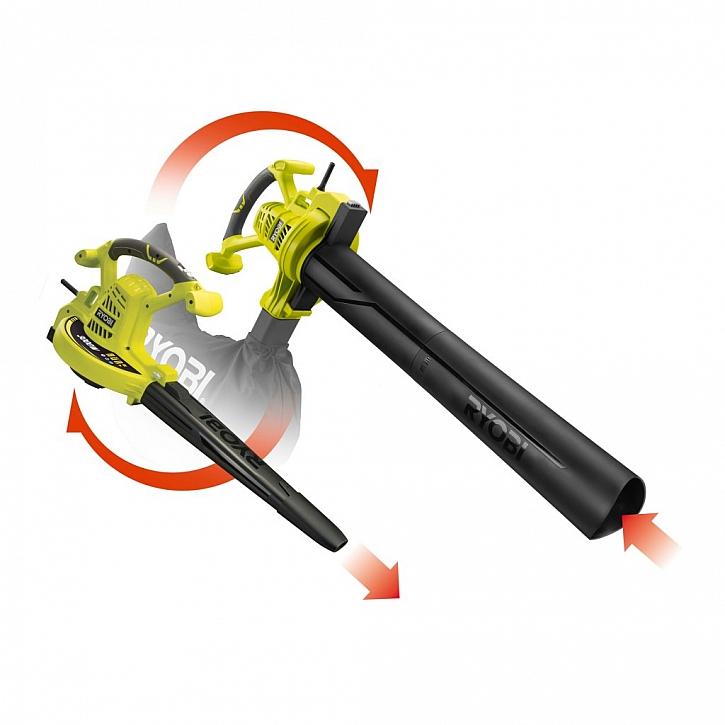 Nová řada elektrických fukarů / zahradních vysavačů Ryobi sestává z následujících modelů k vašemu výběru: