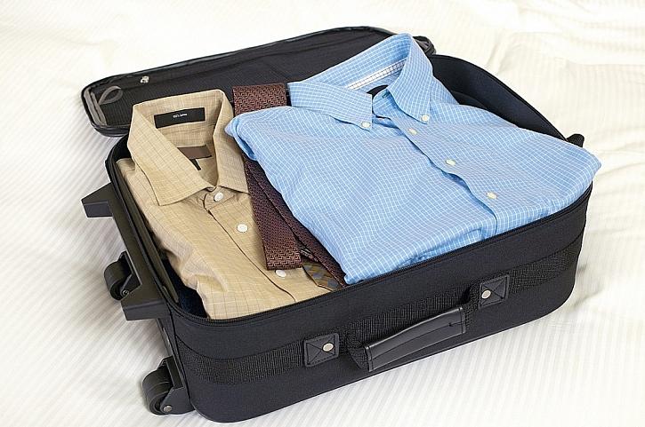 Jak vybrat zámek na kufr?