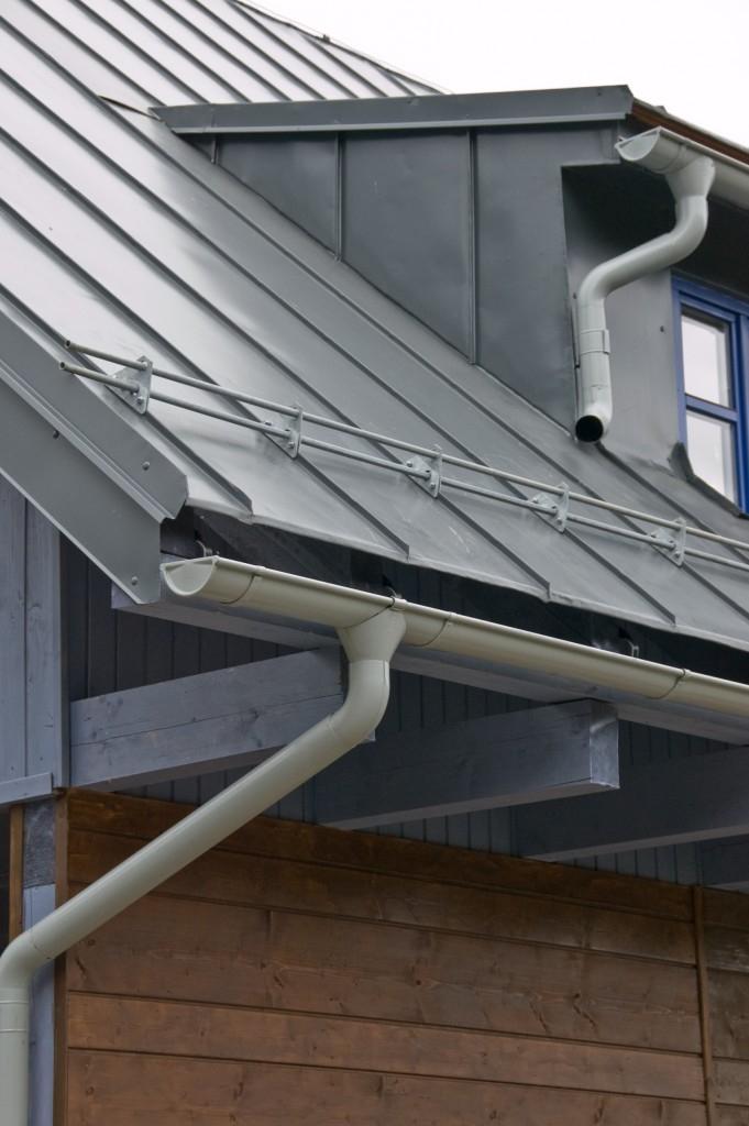 Plechová střecha - ano či ne?