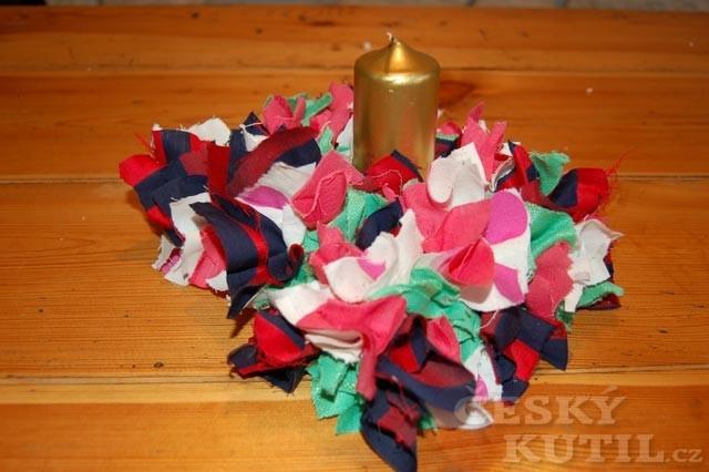 Tip na adventní dekorace