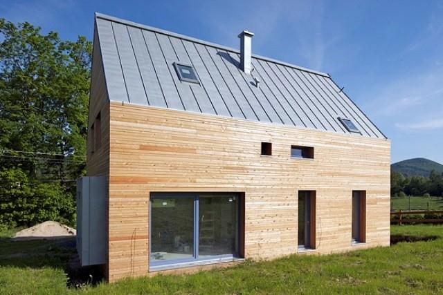 Obklad fasády masivním dřevem má své zásady