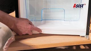 Jak jednoduše opravit poničenou lednici