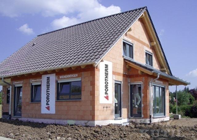 Nízkoenergetický dům - máme řešení