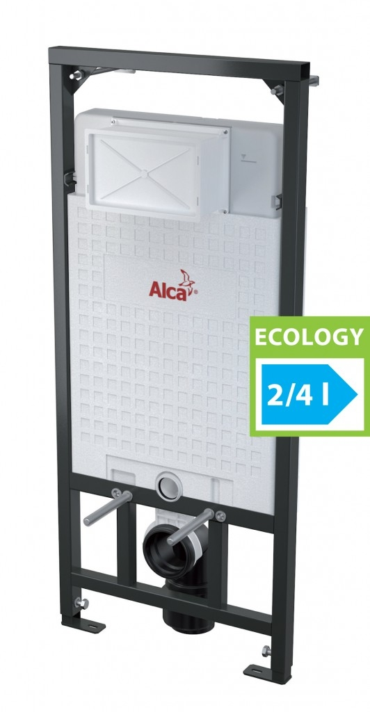 Ecology – nový systém ekologického splachování od společnosti ALCAPLAST