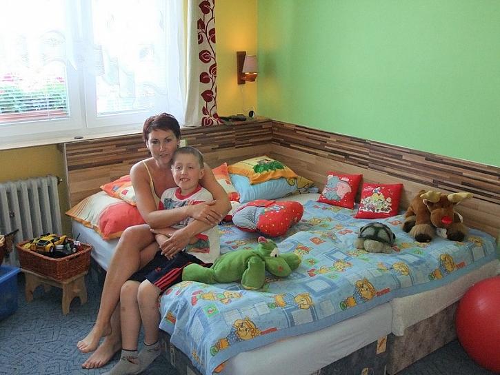 Dětský pokoj v nových barvách