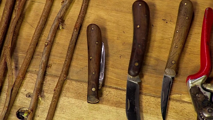Roubovací nože