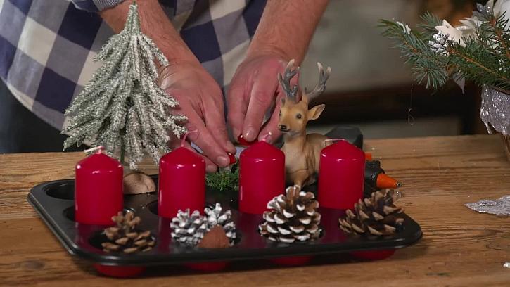 Vánoční dekorování