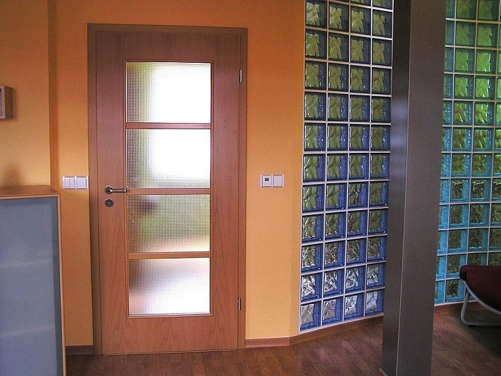 Interiérové dveře musí nejen ladit s interiérem