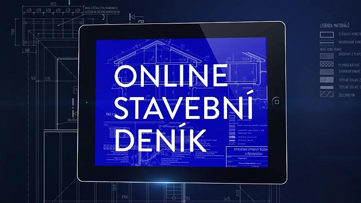 Online stavební deník a přeseknutý kabel k alarmu