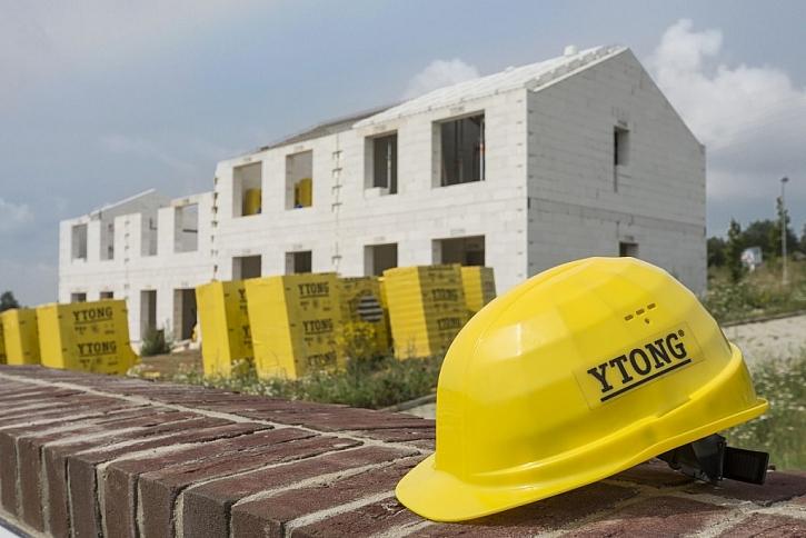 Stavba s Ytongem je snadná a rychlá