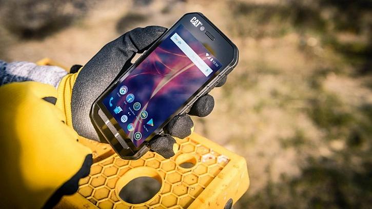 CAT S61 - nejvybavenější a nejuniverzálnější odolný smartphone na trhu