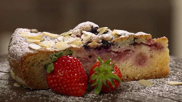 Jednoduchý recept na skvělý lžícový koláč