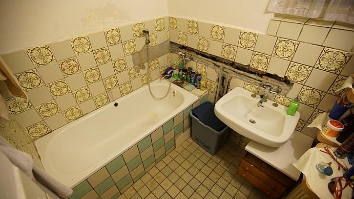 Rekonstrukce kuchyně a koupelny