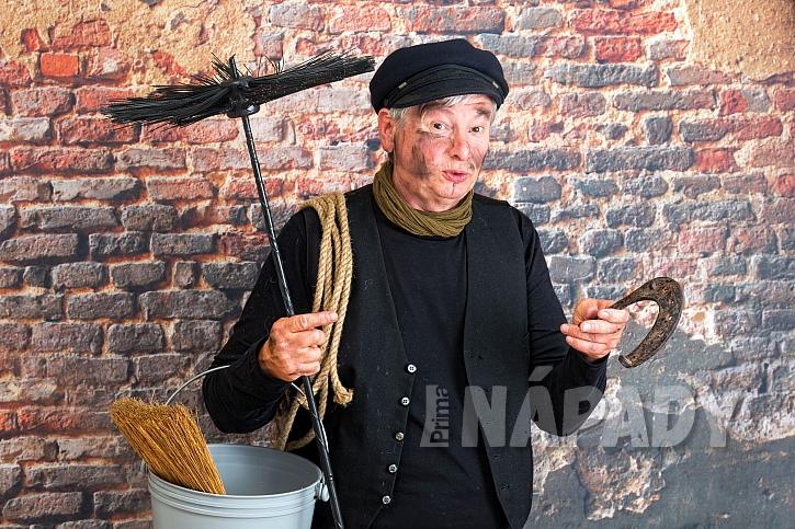 Na škaredou středu je třeba vymést saze z komína (Zdroj: Depositphotos.com)