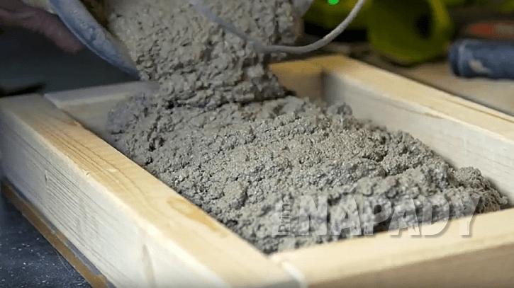 Připravte si beton