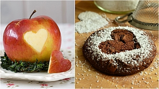 Valentýnská snídaně pro zamilované: Drobnosti, které potěší