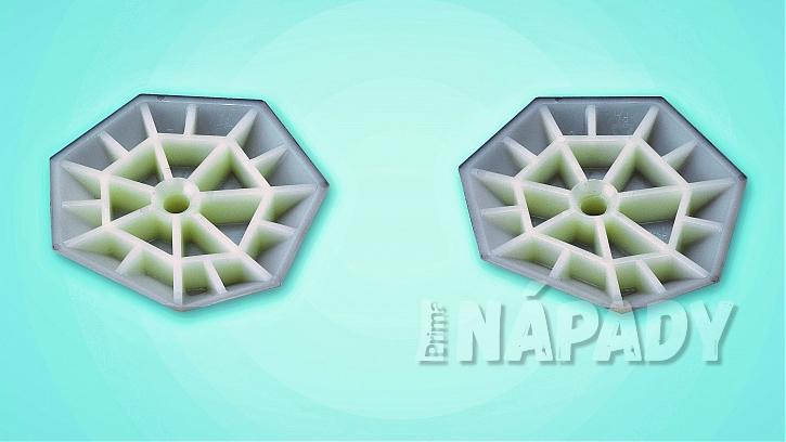 Marcell! Jedná se o patentovaný montážní prvek pro jednoduché a rovné montáže skříní, galerek a zrcadel všech velikostí
