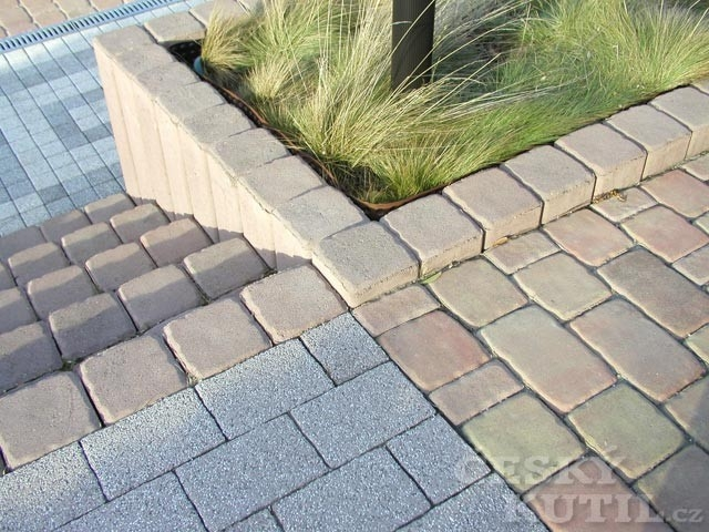 Výroba betonových dílů