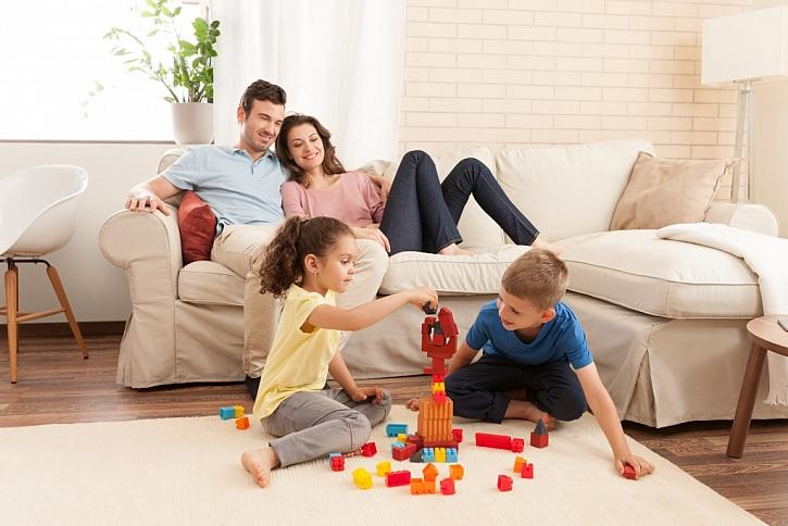 Kdo letos nejvíce ušetří? Stavitelé rodinných domů!